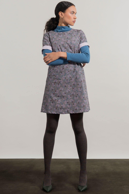 Jennifer Glasgow Jennifer Glasgow - Nefertiti Dress (Lavender)