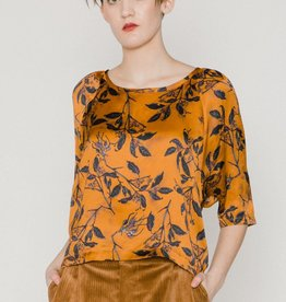 Allison Wonderland Lake Blouse