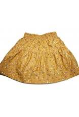 Alice & Simone Alice & Simone - Gold Mouse Reversible Skirt