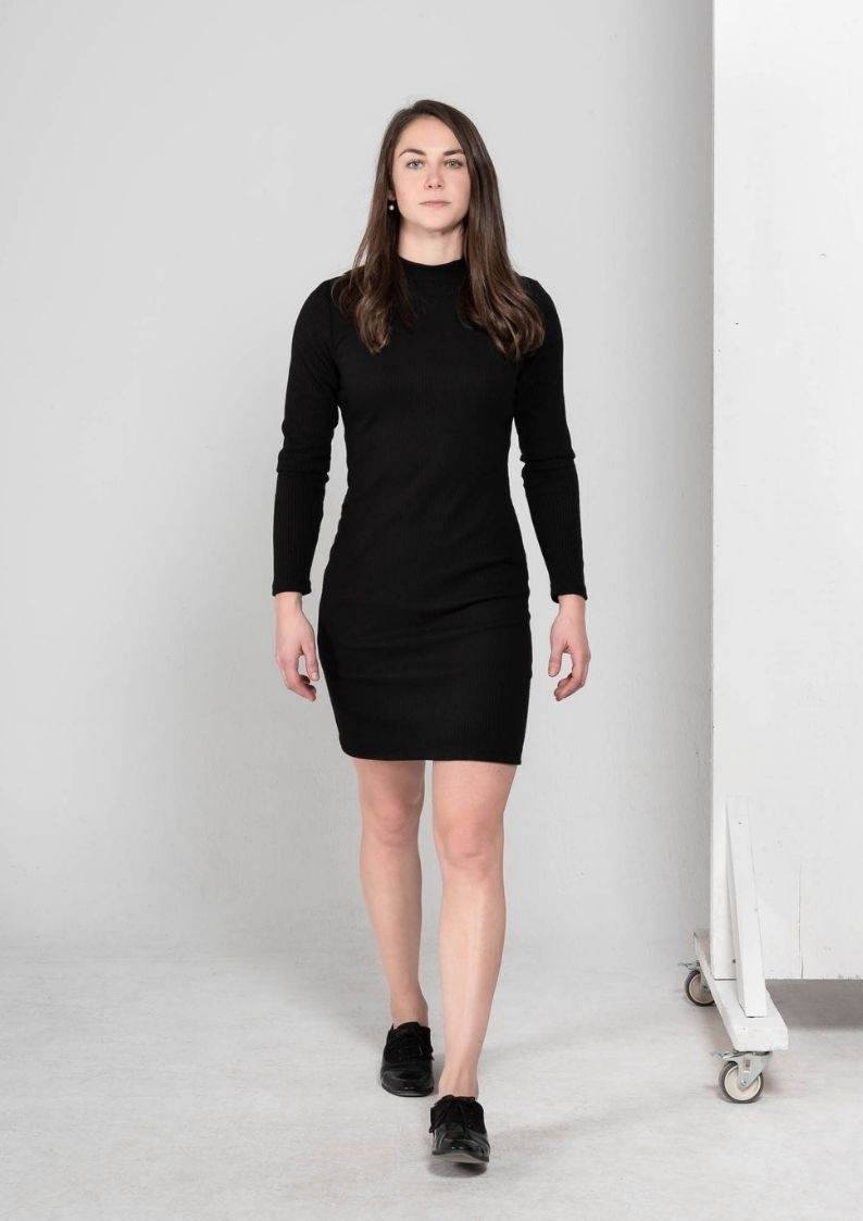 MAS Montreal MAS - Rosa Turtleneck Dress