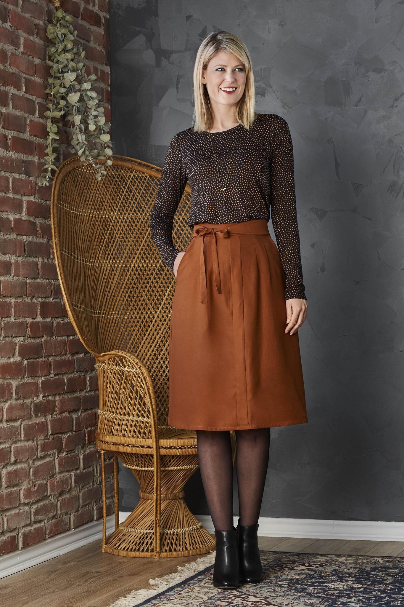 Cherry Bobin Cherry Bobin - Baker Skirt