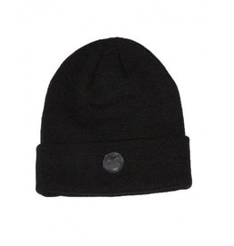 Desloups Leather Logo Tuque