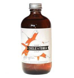 Charlatans Natural Syrup - Chile tonka