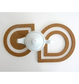 TOMA Waterdrops Trivets