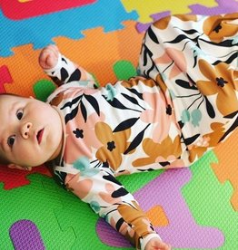Boom Boom Kids Knotted Gown