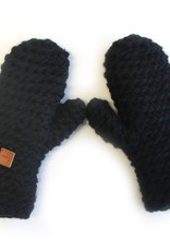 """Gibou Gibou - """"Only Wool"""" Mittens"""