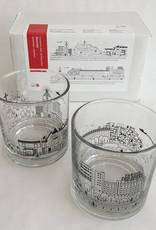 TOMA TOMA - Whiskey Glasses Duo Set