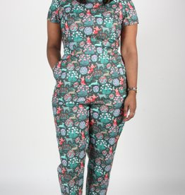 Birds of North America Auk Jumpsuit