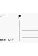 Paperole Paperole - Carte postale Orange Julep