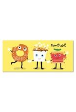 Paperole Paperole - ENFIN RÉUNIS! Postcard