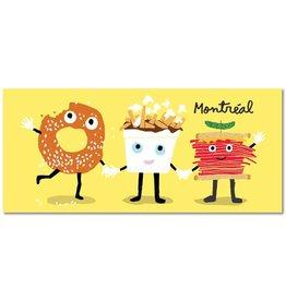 Paperole ENFIN RÉUNIS! Carte postal