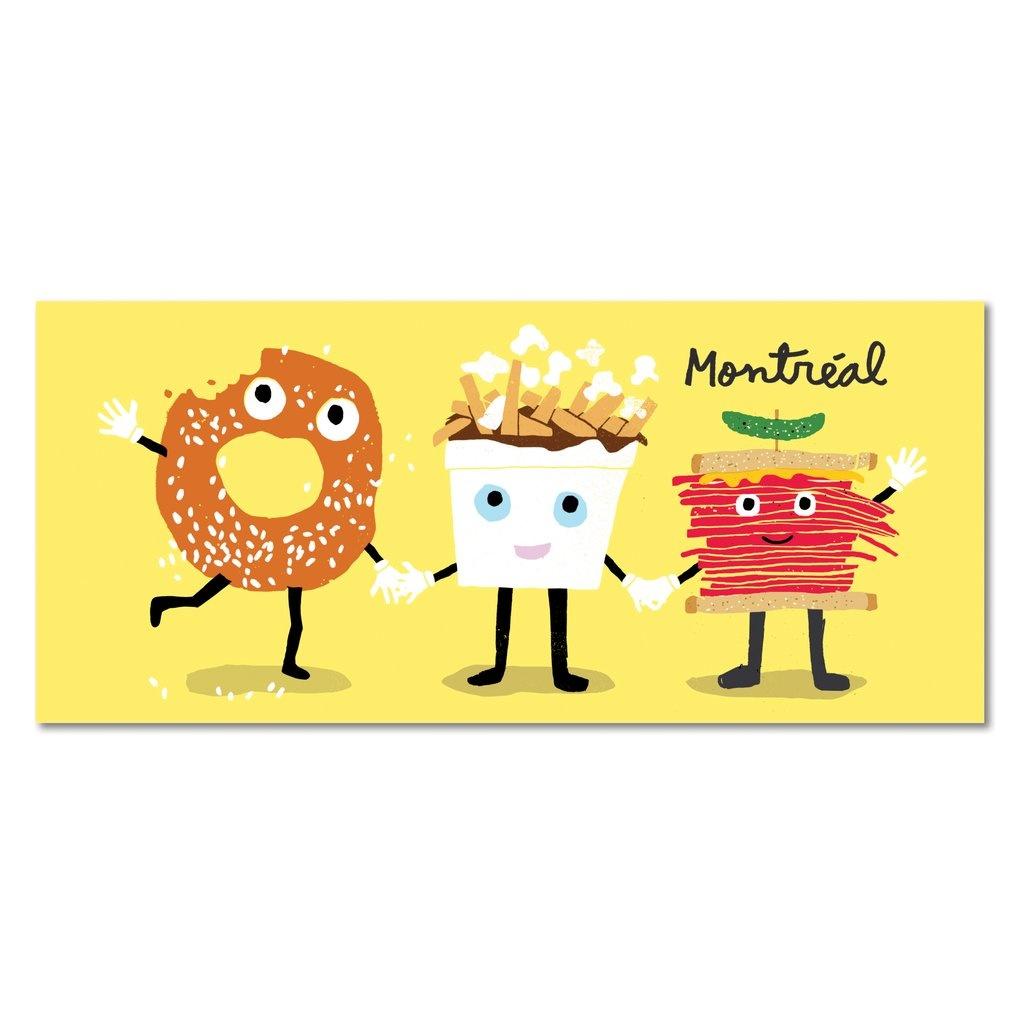 Paperole Paperole - ENFIN RÉUNIS! Carte postal