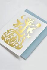 Paperole Paperole - CARTE ONIRIQUE Carte de souhaits