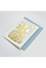 Paperole Paperole - CARTE ONIRIQUE Greeting Card