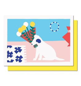 Paperole JACK Greeting Card