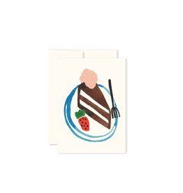 Paperole CAKE Mini Greeting Card