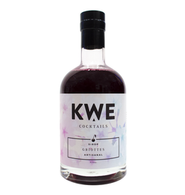 KWE Cocktails Sirop Griottes