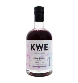 KWE Cocktails Sirop cerise griottes