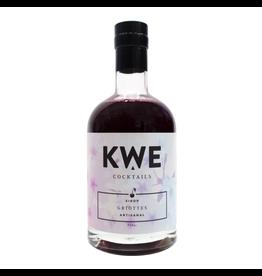 KWE Cocktails Sirop cerise griottes