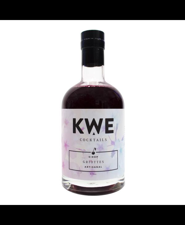 KWE Cocktails - Sirop Cerise griottes