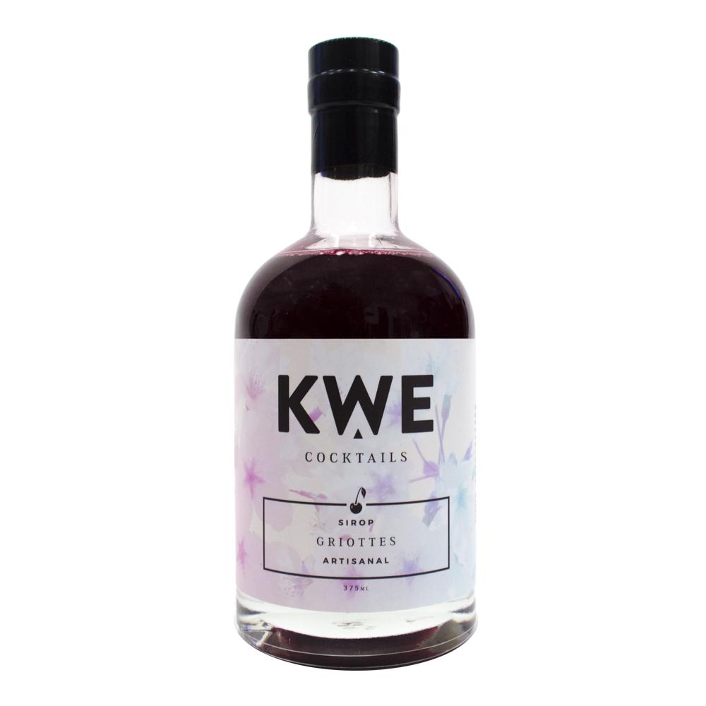KWE Cocktails KWE Cocktails - Sirop Cerise griottes
