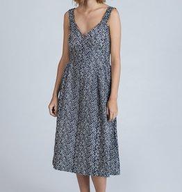 Allison Wonderland Capri embroidered dress