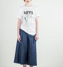Bodybag YUL T-Shirt - Grey/Silver