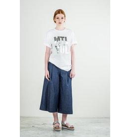 Bodybag T-shirtYUL - Gris/Argent