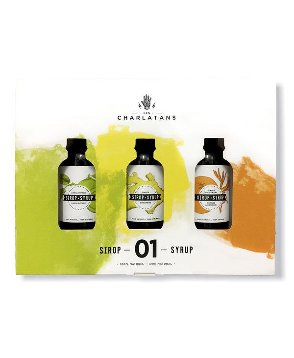 Les Charlatans - Syrup Trio