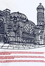 Arkiteektur Arkiteektur - T-shirt Église Polonaise