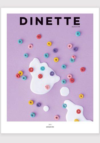 Dinette Magazine 015: Memory