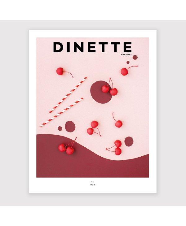Dinette Magazine 017: Duo