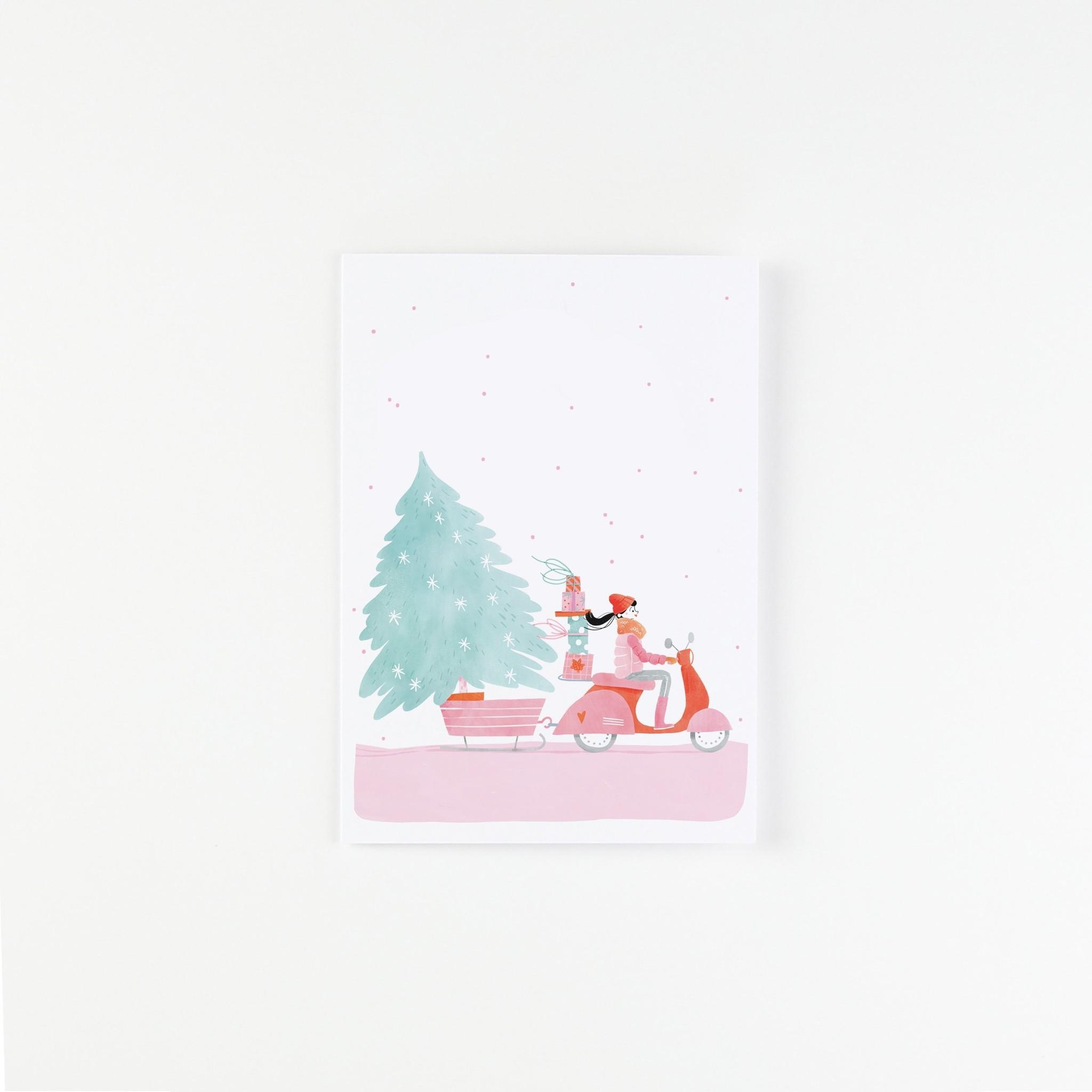 HeyMaca HeyMaca - Carte Scooter