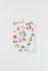 HeyMaca HeyMaca - MTL Hidden Gems Postcard