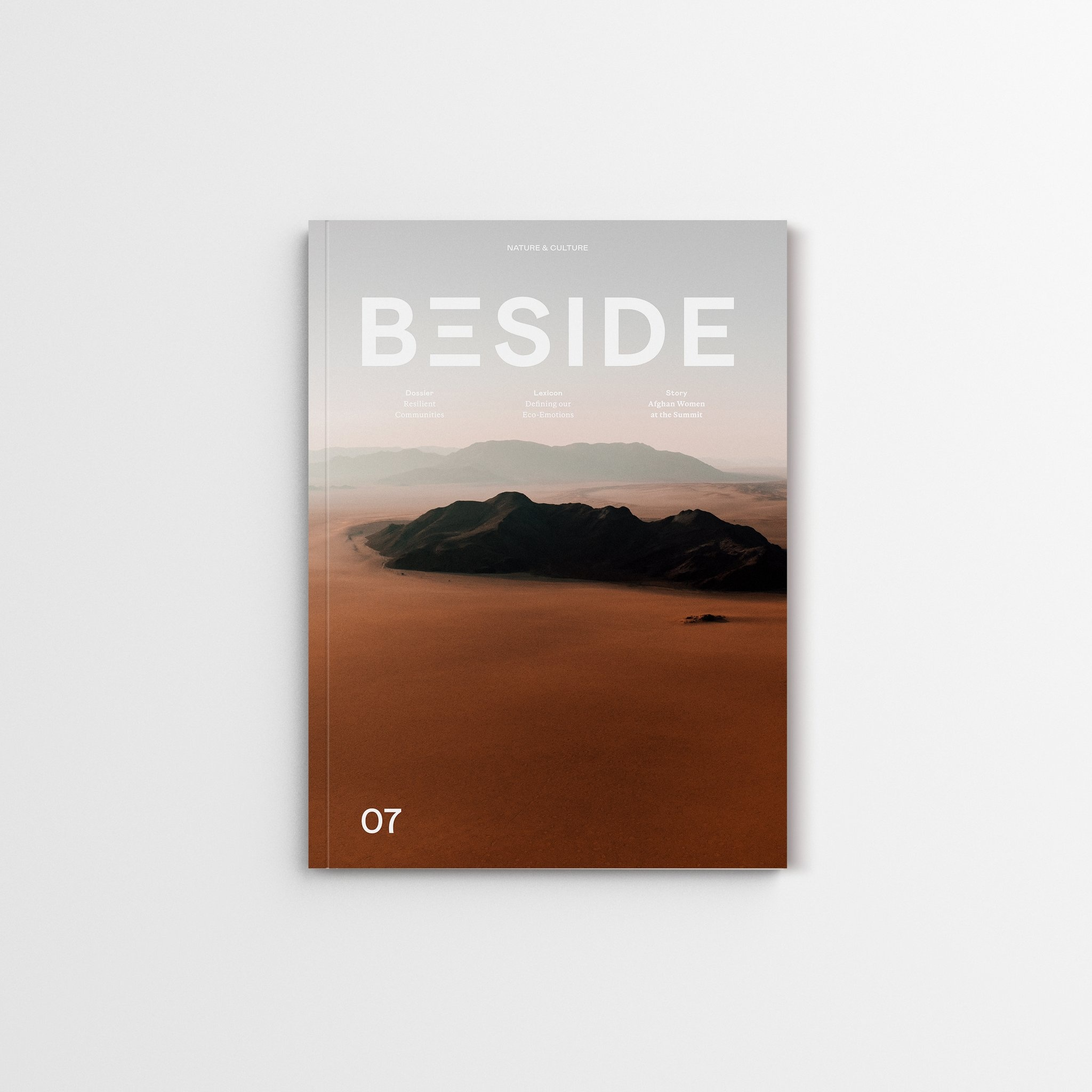 Beside Beside Magazine no. 07