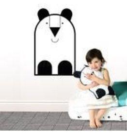 Gautier Studio Adhésif Mural - Panda