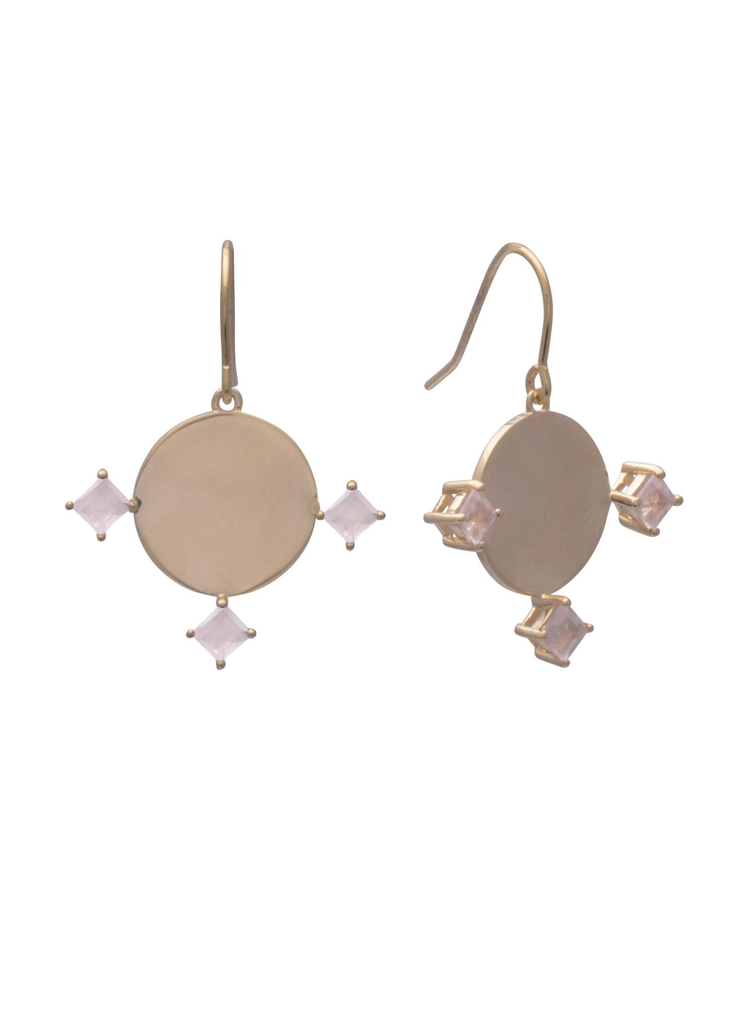 Sarah Mulder Jewelry Imperial Earrings