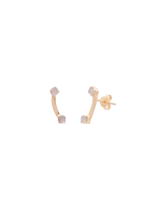 Sarah Mulder Jewelry Muse stud earring