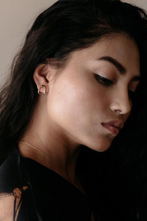 Sarah Mulder Jewelry Nita ear cuff