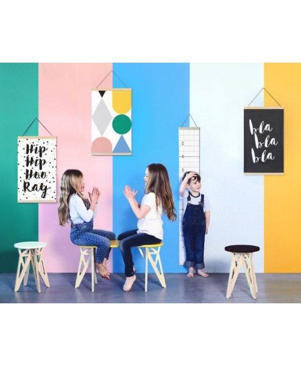 Gautier Studio Canvas Wall Hanging HIP HIP