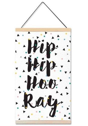 Affiche Hip hip