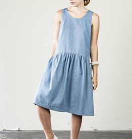 Bodybag Denim Maho Dress