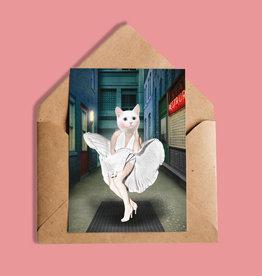 So Meow Meowilyn Carte de Souhaits