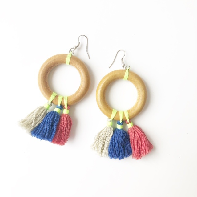 Loop Earrings Trixie