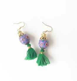 Morroco earrings