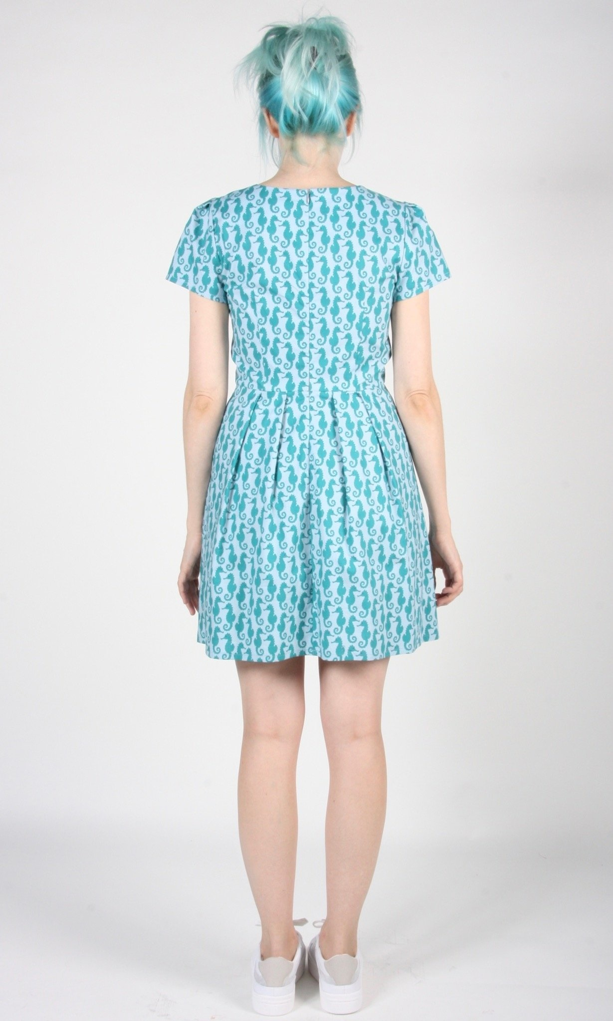 Birds of North America Engoulevent Dress