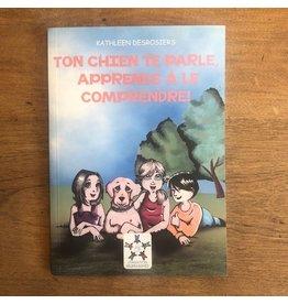Comprendre son chien book for kids