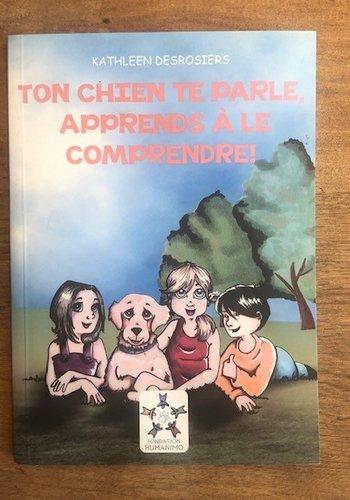 Comprendre son chien, livre pour enfants