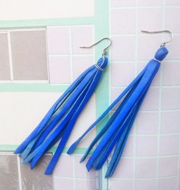 Short Tassle Earrings