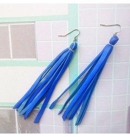 Short Tassle Earrings